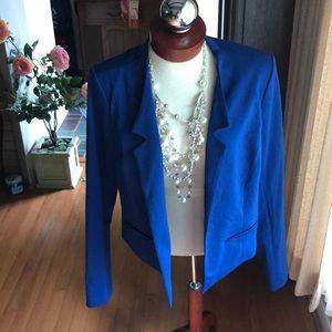 Forever 21 Jacket NWT! Royal Blue